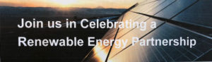 Join Us in Celebrating a Renewable Energy Partnership @ Putnam Centennial Center | Cle Elum | Washington | United States